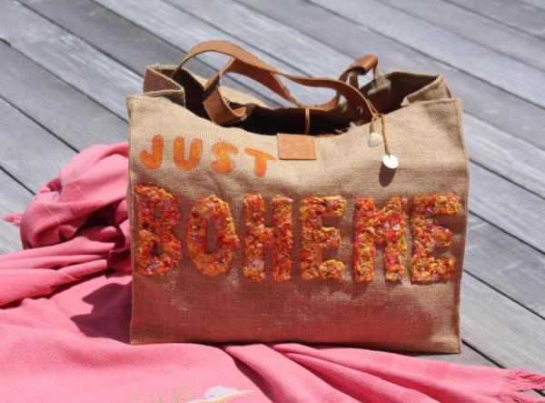 JUST BOHEME, orange